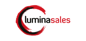 Lumina Sales logo red