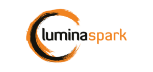 Lumina spark logo orange