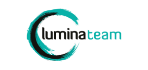 Lumina team logo green