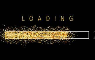 new year loading bar