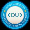 Deltek trainer logo
